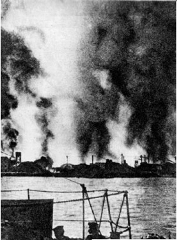 Japanese aerial bombing in China